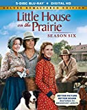 Little House on the Prairie: Season 6 (Deluxe Remaster Edition Bluray + Digital) [Blu-ray]