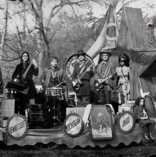 The Raconteurs – Consolers of the Lonely (2008) [FLAC]