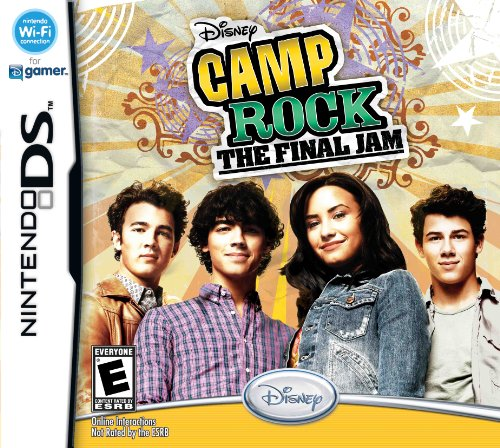 Camp Rock Final Jam - Nintendo DS - 1
