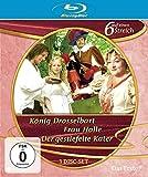 DVD Cover 'Sechs auf einen Streich - Märchenbox (3 Blu-rays) Vol. 1