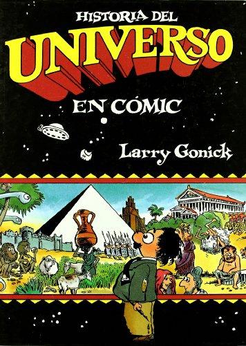 HISTORIA DEL UNIVERSO EN COMIC