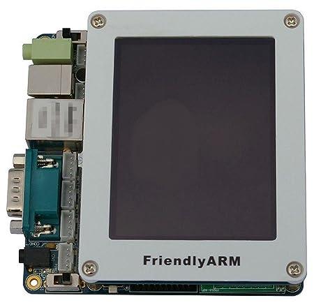 """New 1G NAND mini2440 S3C2440 ARM9 Board 3.5""""LCD FRIENDLYARM"""