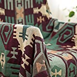 50-X-70-Cotton-Woven-Couch-Throw-Featuring-Decorative-Tassels