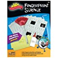 Slinky Science Fingerprint Science Kit with Magnifying Glass