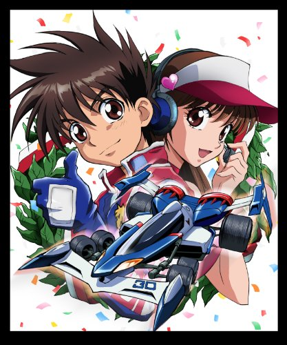 「新世紀GPX サイバーフォーミュラ」BD ALL ROUNDS COLLECTION ~TV Period~ [Blu-ray]