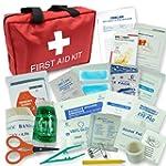 DHRmedika 121-Piece First Aid Kit - G...
