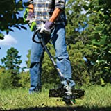 GreenWorks 21362 G-MAX 40V 14-Inch Cordless String Trimmer (Attachment Capable), 4Ah Battery and Charger Included