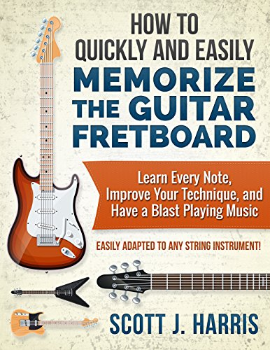how to learn the fretboard fast