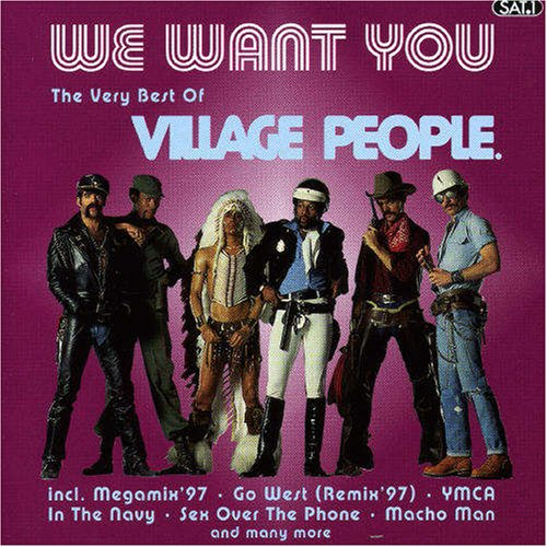 The Village people - We Want You - The Very Best Of Village People - Zortam Music