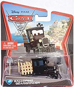 Disney Pixar Cars Galloping Geargrinder # 41