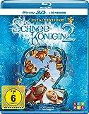 DVD Cover 'Die Schneekönigin 2 - Eiskalt entführt [3D Blu-ray]