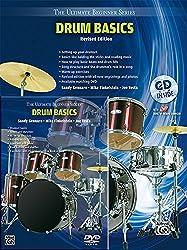 Ultimate Beginner Drum Basics Mega Pak (Book, CD & DVD)
