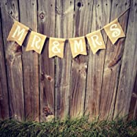 Burlap Banners: Rustic Weddings or Events