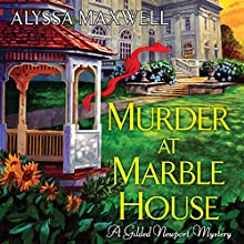 Murder at Marble House (       UNABRIDGED) by Alyssa Maxwell Narrated by Eva Kaminsky