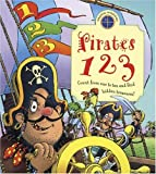 Magical Windows: Pirates 123: Count from One to Ten and Find Hidden Treasures!