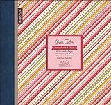 Diagonal Stripe Large 12 Scrapbook Memory Book Photo Album 12x12