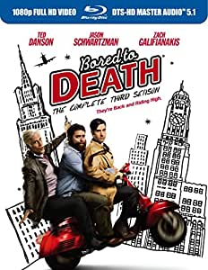 Bored to Death: The Complete Third Season [Blu-ray] (Sous-titres franais)