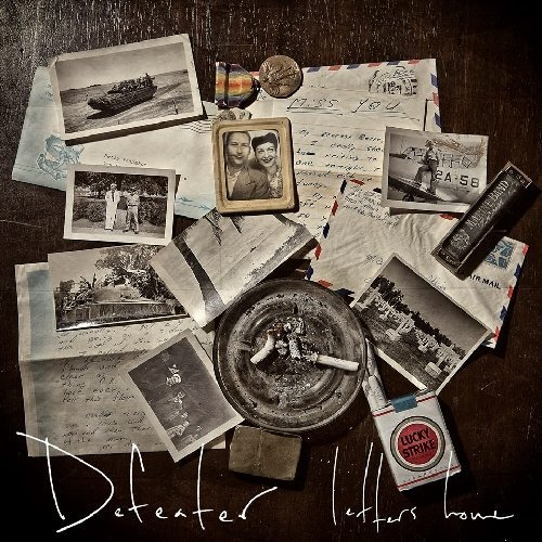 Letters Home by Defeater (2013-07-16)