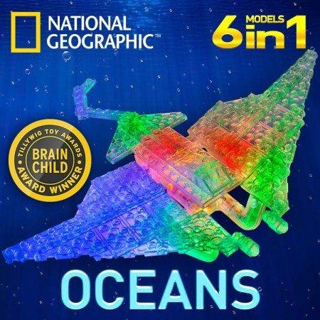 Laser Pegs 6 In 1 Oceans