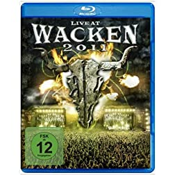 Wacken 2011 - Live At Wacken Open Air [Blu-ray]