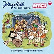 Jolly Mäh auf dem Festival! | Karl-Heinz March, Marcell Gödde