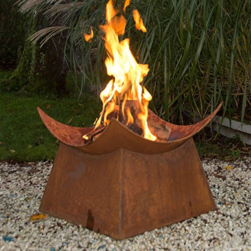 Esschert-Design-Wood-Burning-Fire-Bowl