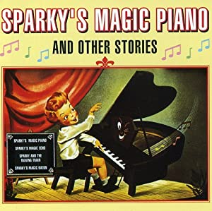 Sparky's Magic Piano from EMI