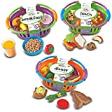 Learning Resources New Sprouts Bundle of Breakfast, Lunch and Dinner