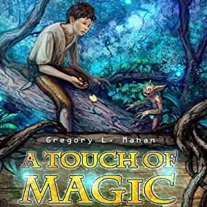 A Touch of Magic Audiobook