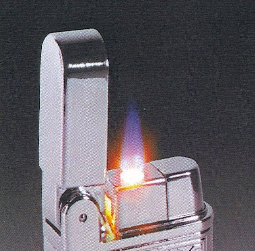 Ronson Venetian Turbo Lighter - Engraved Free