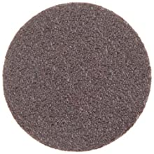 "3M Roloc Disc TSM 361F, Cloth, TSM Attachment, Aluminum Oxide, 2"" Diameter, 60 Grit (Pack of 50)"