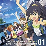THE IDOLM@STER LIVE THE@TER HARMONY 01 アイドルマスター ミリオンライブ!
