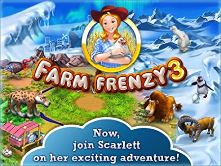 Farm Frenzy 3  2 in 1 Bundle [Download]