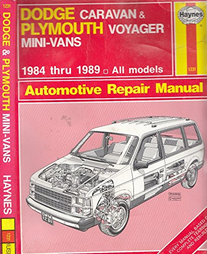 dodge-caravan-and-plymouth-voyager-mini-vans-1984-89-owners-workshop-manual