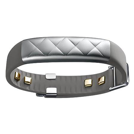 UP3 Silver Cross by Jawbone - Wellness Fitness Bracelet Activity Tracker and Sleep