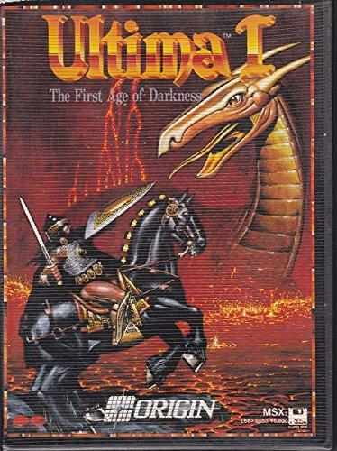 ウルティマⅠ The First Age of Darkness  MSX2