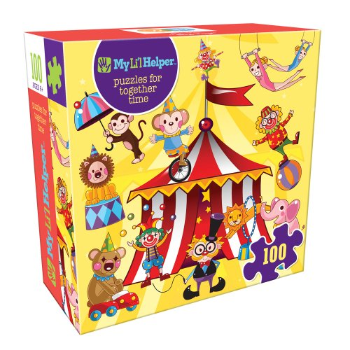 DB & Company Big Top Puzzle (100-Piece)