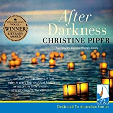 After Darkness Audiobook by Christine Piper Narrated by Damien Warren-Smith