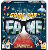 Game for Fame - Party Board Game, funny board games for adults and party board games for families