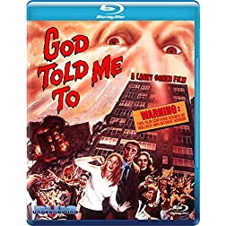 God Told Me to [Blu-ray]