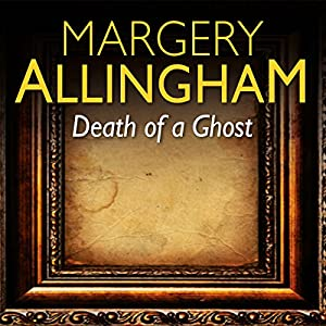 Death of a Ghost Audiobook