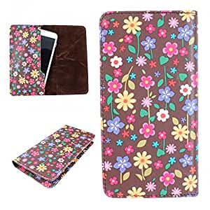 DooDa PU Leather Case Cover For Huawei Ascend P1