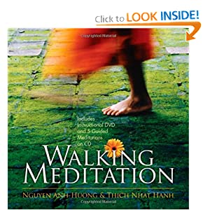 Amazon.com: Walking Meditation w/DVD & CD-ROM (9781591794738 ...