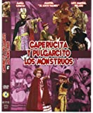 - Caperucita y Pulgarcito contra los Monstruos [NTSC/Region 1 and 4 dvd. Import - Latin America] (English subtitles)