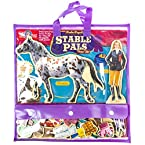 Stable Pals Wooden Magnetic Dress-Up Set