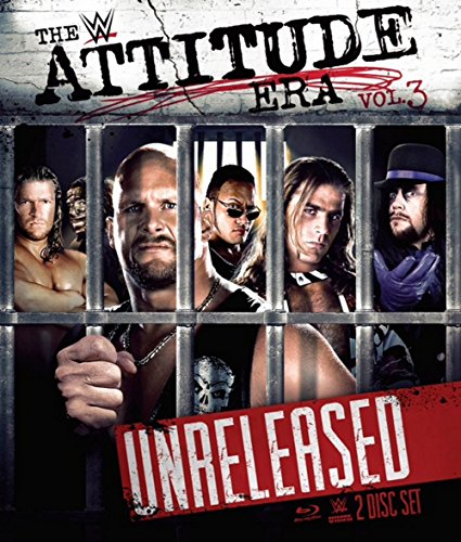 WWE: Attitude Era Vol. 3 (BD) [Blu-ray]
