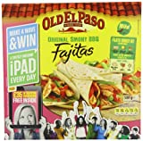 Old El Paso Fajita Kit 500 g (Pack of 2)