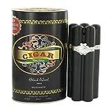 Cigar Black Wood By Remy Latour For Men Edt Spray 3.4 oz (Tamaño: 3.4 oz)