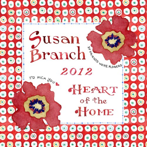 2012 Susan Branch Heart of the Home Mini Calendar