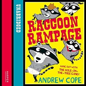 Raccoon Rampage | [Andrew Cope]
